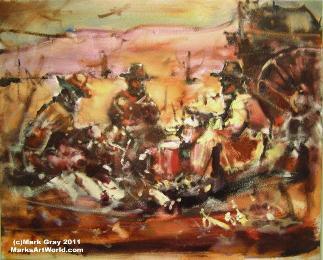 Western Art Paintings